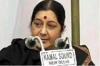 Sushma Swaraj admits on Twitter that's she's powerless - over errant husbands