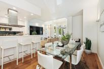 Stylish two-level condo in South Beach open Sunday