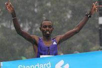 Mutai wins Hong Kong Marathon