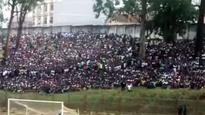 17 dead in stampede at Angolan football stadium: police