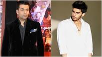 Did Karan Johar recommend a period pain medicine to Arjun Kapoor?