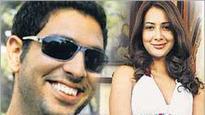 Yuvraj Singh's ex girlfriend Kim Sharma wished him on his wedding...