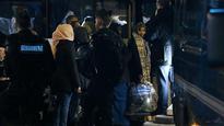 Refugee camp evacuated in Paris 11hr