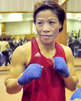 Exclusive! 'Mary Kom was robbed of a win