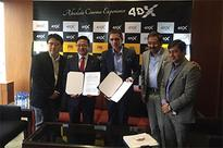PVR Cinemas sign a deal with CJ 4DPLEX to add ten 4DX screens at CineAsia 2016