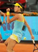 Ivanovic beats Kerber to enter Madrid semi-finals