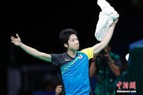 China claim men's team gold medal of Olympic table tennis