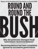 Round and round the bush