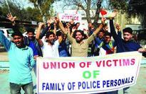 NoKs of police personnel seek employment under SRO 43