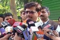 Actor Ravi Kishan dumps Congress, joins BJP