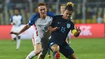 U.S. U-17s show limitations in World Cup loss to England