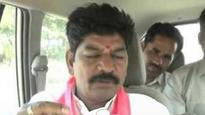 Telangana: MLA held for misbehaving with woman collector, granted bail