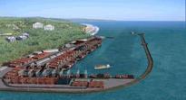 Work on Vizhinjam port progressing well, says minister