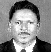 Dharmaratne - coach of women's hockey team at South Asian games