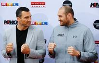 Fury to meet Klitschko in October rematch