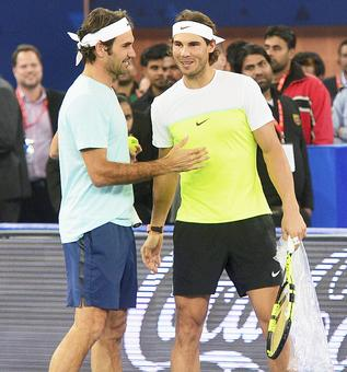 Stop and refresh: Key for Federer, Nadal's return