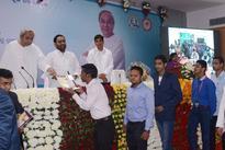 Odisha CM Naveen Patnaik presented Youth Innovation Award to 20 young entrepreneurs