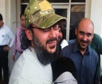 PM Sharif meets his predecessor, freed son