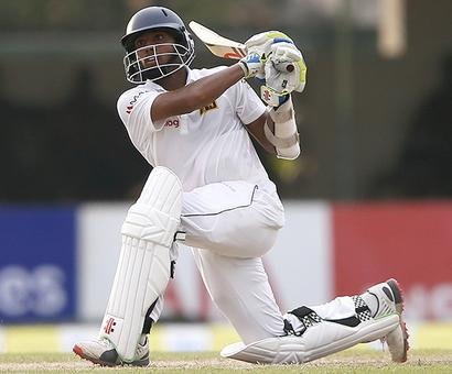 Kandy Test: Magnificent Mendis revives Sri Lanka with maiden ton