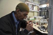 Meet the seller of old Swiss marvels in Nizamuddin