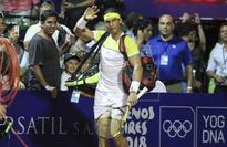 Nadal battles past Monaco in opening match in Buenos Aires