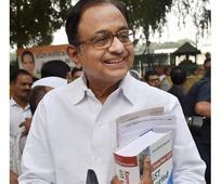 Chidambaram mocks govt, says it termed Moody's ratings wonky few months ago