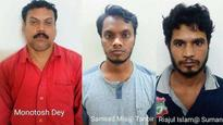 Three Al-Qaeda terror suspects arrested in kolkata sent to police custody till Dec 5