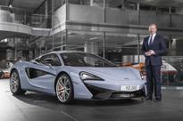 McLaren Builds ...