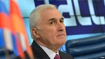 South Ossetia Postpones Referendum On Accession To Russian Federation