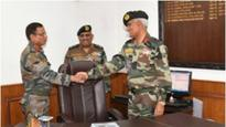 Lt Gen SK Patyal takes charge as Deputy Chief of Army Staff