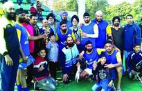 Khalsa Club claims senior hockey title