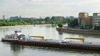 First LNG Bunkering Pontoon in North West Europe Developed