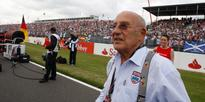 Motorsport: Stirling Moss 'stable' in Singapore hospital with chest infection