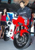 DSK Motowheels launch the Hyosung GT 250R