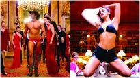 Here's the reason behind Ranveer strutting in underwear and Vaani's striptease in 'Befikre'