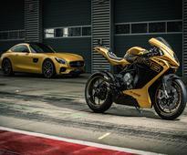 MV Agusta Parts Ways With Mercedes-AMG