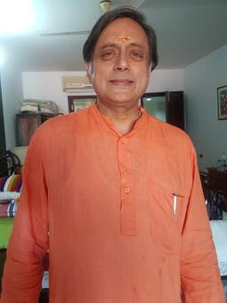Whenever India needs me, I'm available: Tharoor on Kulbhushan resolution