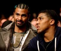 David Haye urges Anthony Joshua and promoter Eddie Hearn to reject world title shot