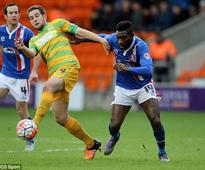 Carlisle 2-2 Yeovil: Shaun Jeffers scores dramatic late equaliser to force third-round replay after thriller at Bloomfield Road