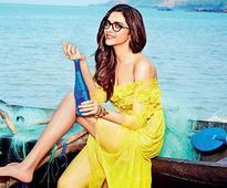 Deepika Padukone's hot photoshoot