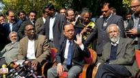 CJI Misra meets 4 rebel judges