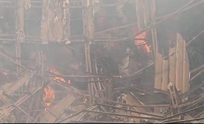 Fire breaks out at R K Studio in Mumbai; no one injured