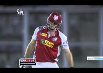Hyderabad on top, KXIP falter in chase