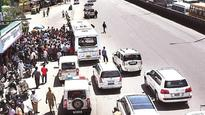 Karnataka CM's city rounds causes traffic jams and public ire