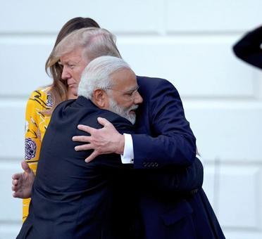 PM didn't utter H1B: Sushma