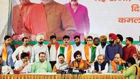 BJP 'star campaigners' stay away from MCD polls