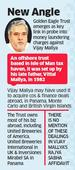 On Mallya trail, ED lens on his dad's offshore trust