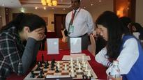 Easy for fancied players in Dubai Chess