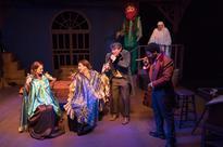 A CHRISTMAS CAROL MEMORY at Creative Cauldron