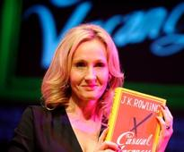 J.K. Rowling won't stop expanding the 'Harry Potter' universe -- and she's only making it better